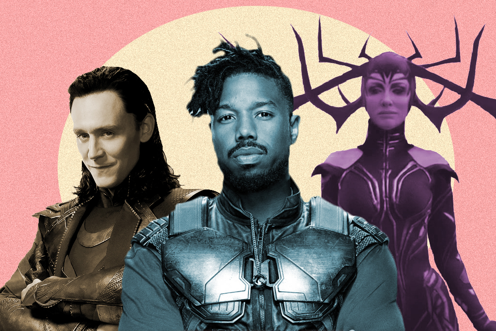 Marvel villains ranked by sexiness
