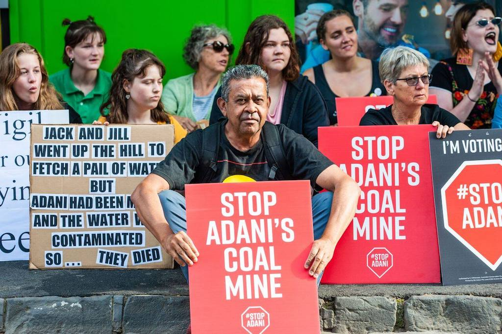 Stop Adani election 2019