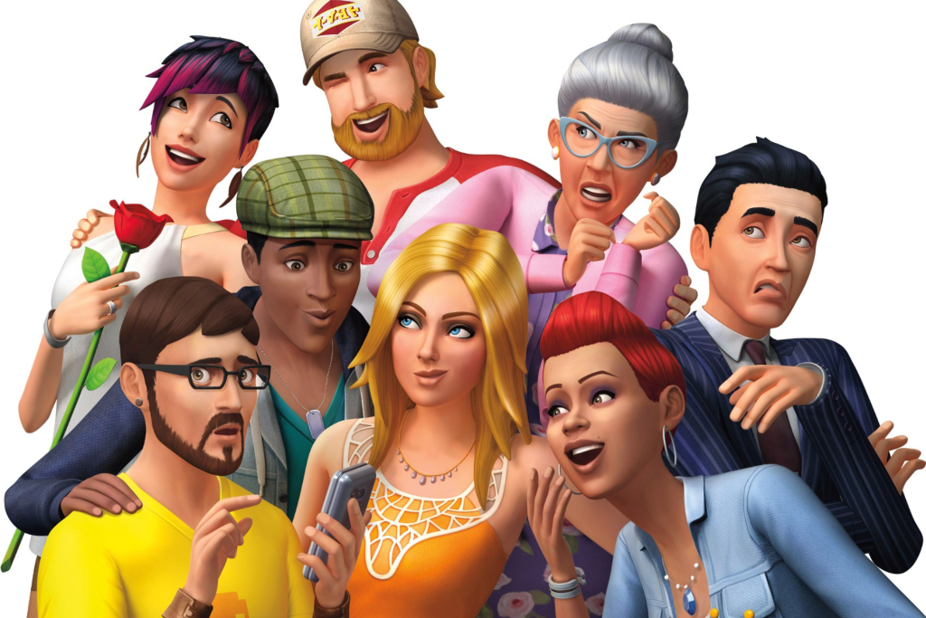 The Sims 4 is free on Origin for a limited time