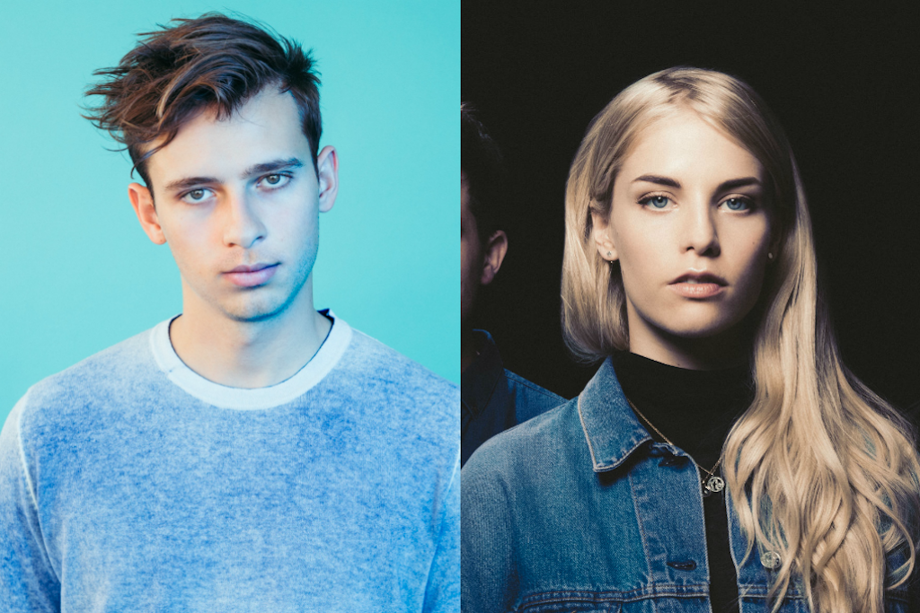 Flume London Grammar New Single photo