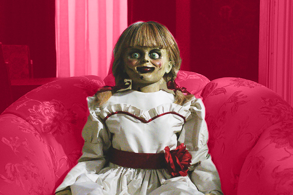 Annabelle Creepy Set Ghost Stories From The Conjuring Movies
