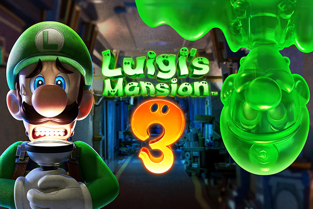 Luigi S Mansion 3 Hands On Preview Review At E3 2019