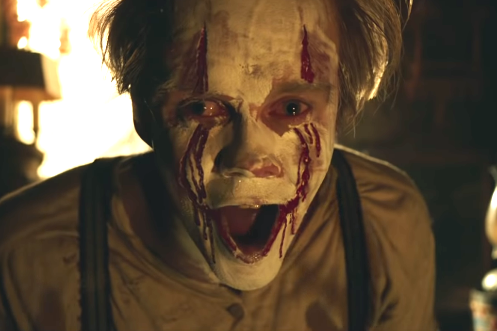 Image result for it: chapter 2 pennywise