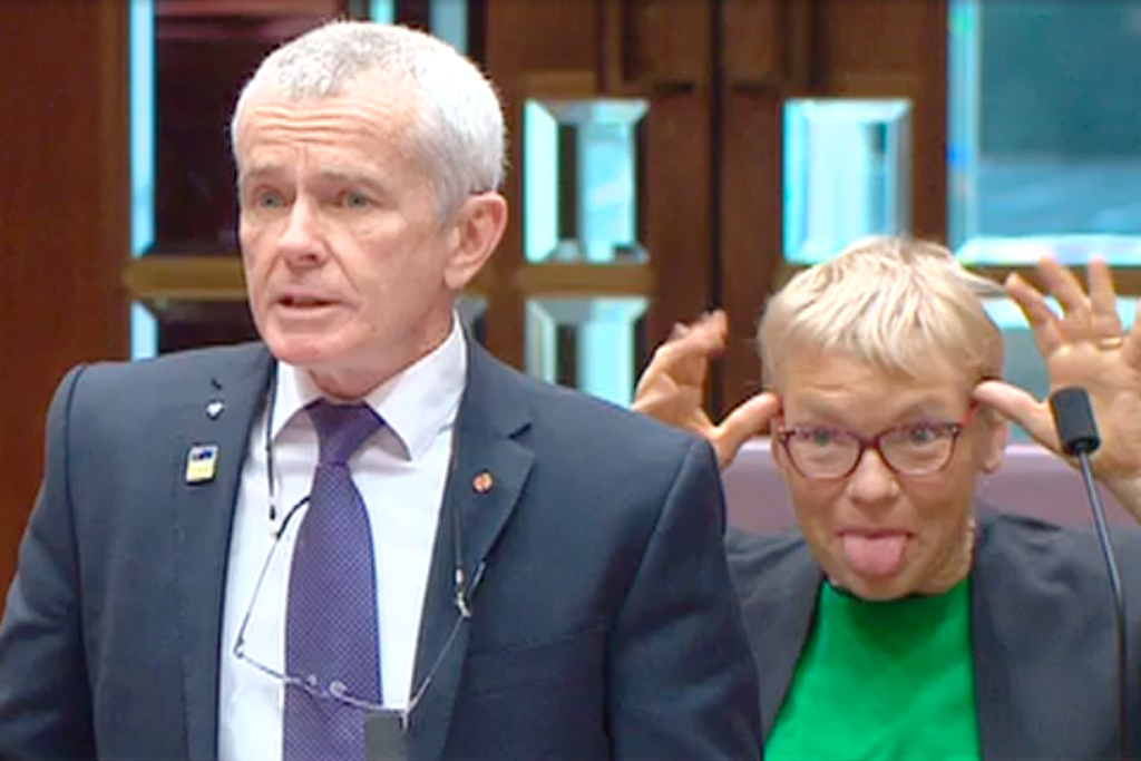 Malcolm Roberts Janet Rice