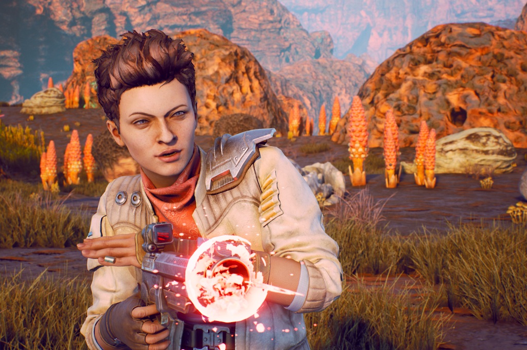 The Outer Worlds video game