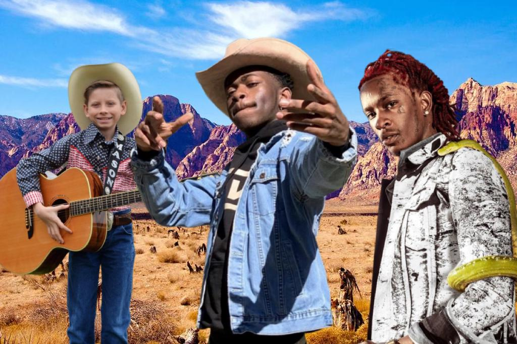 Lil Nas X Old Town Road Remix Ranking photo