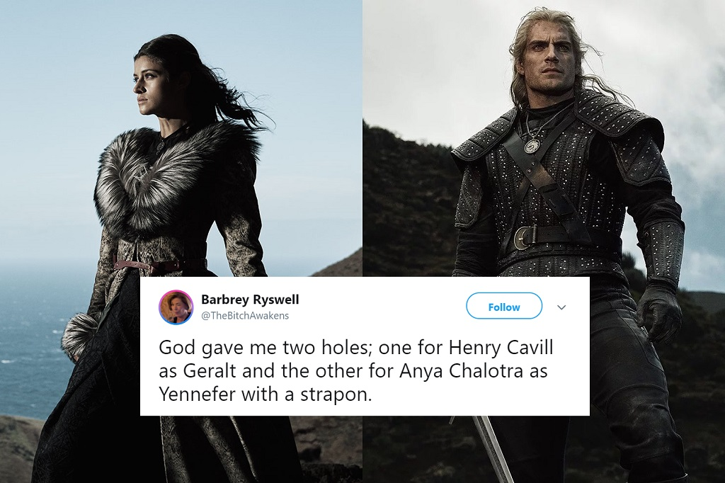 Witcher On Netflix Fans Are Thirsting Over Henry Cavill S Butt