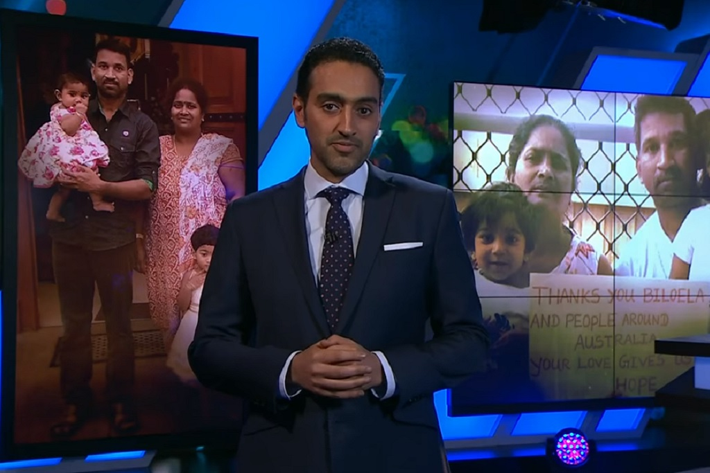 The Project -- Waleed Aly