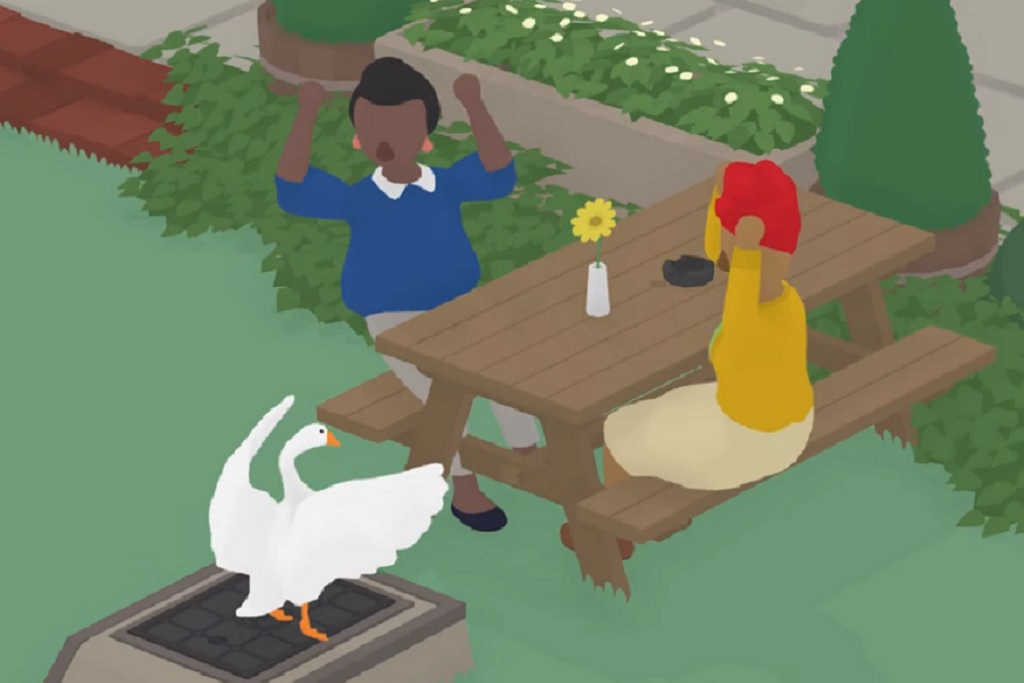 Untitled Goose Game Is Waddling Onto The Scene