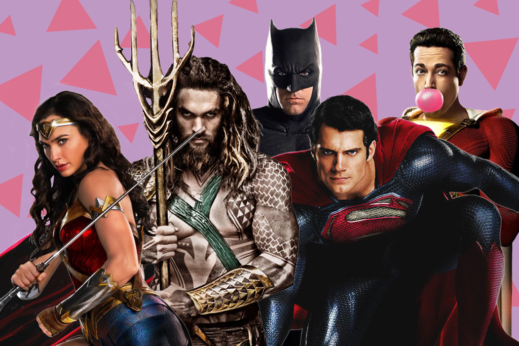 How To Watch The DC Extended Universe In Chronological Order