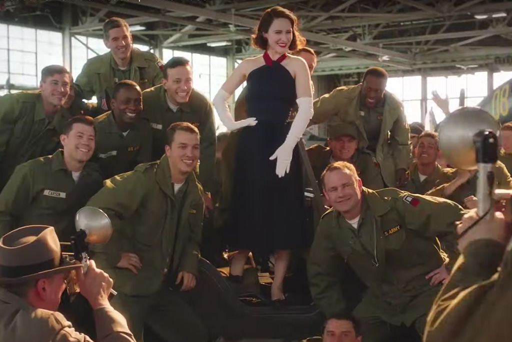 The Marvelous Mrs. Maisel season 3 teaser trailer