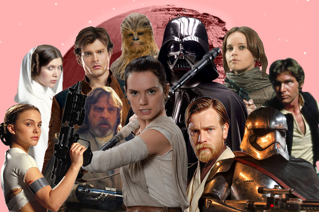 How To Watch All The Stars Wars Movies In Chronological Order