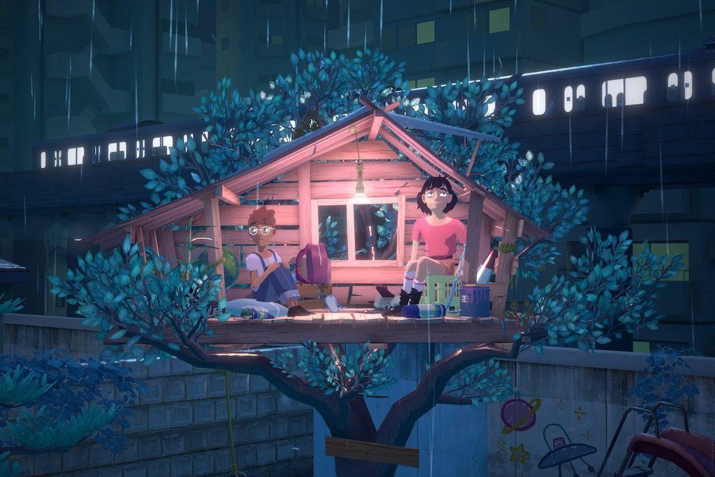 The Gardens Between Mobile Games
