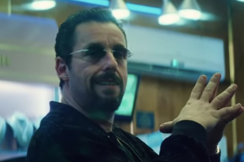 Adam Sandler Stars in Benny and Josh Safdie's Film — Uncut Gems Trailer