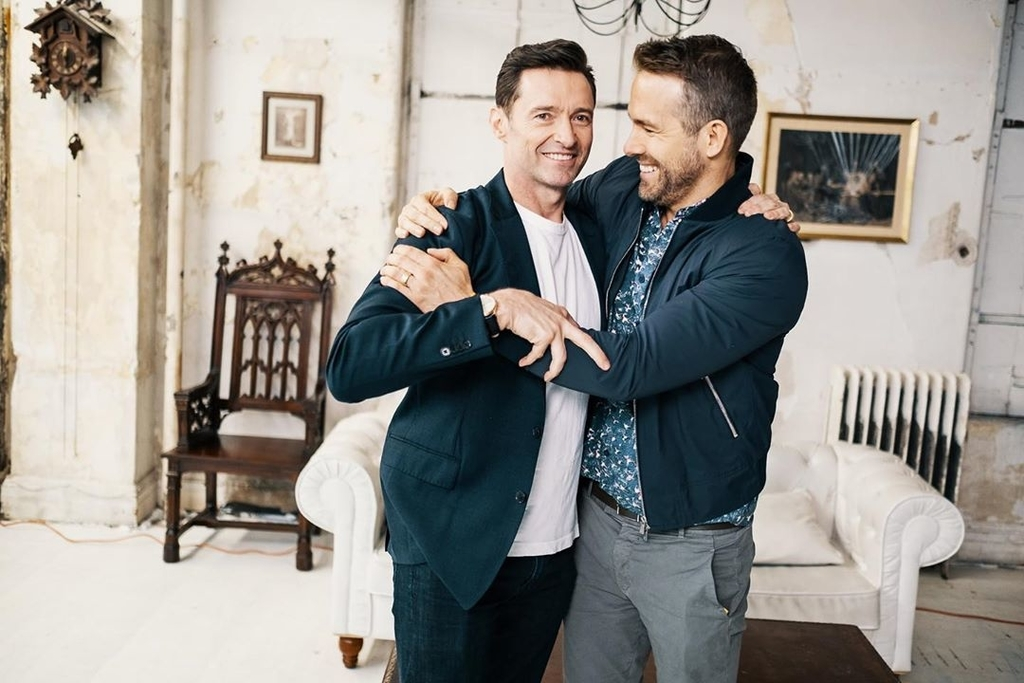 Hugh Jackman Earns OAM & BFF Ryan Reynolds Couldn't Be Prouder