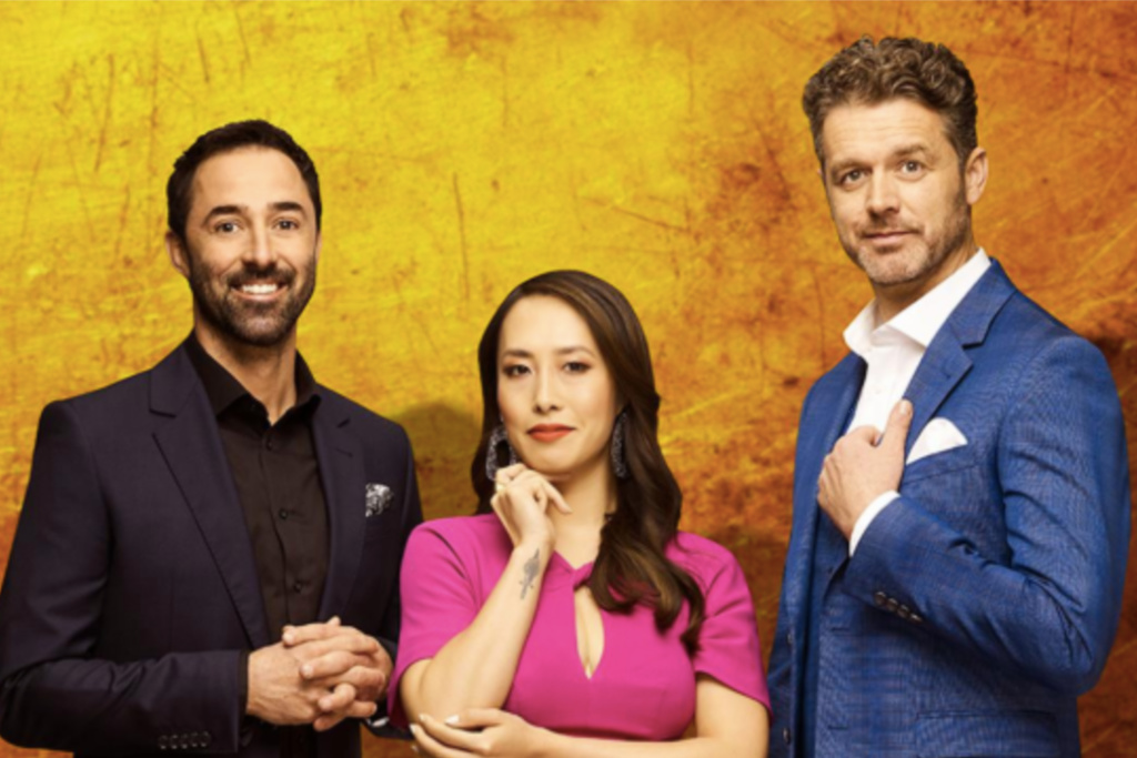 Three new judges on Masterchef