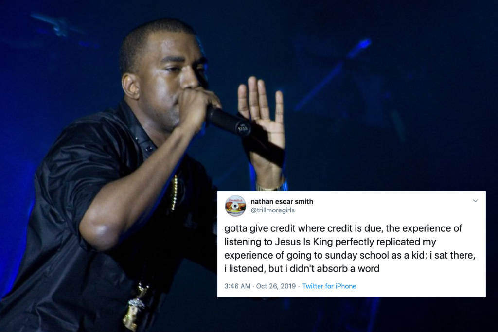 Jesus Is King Memes All The Funny Reactions To Kanye West S Latest