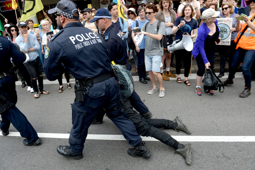 Scott Ludlam: Why I Was Arrested At The Extinction Rebellion Protests