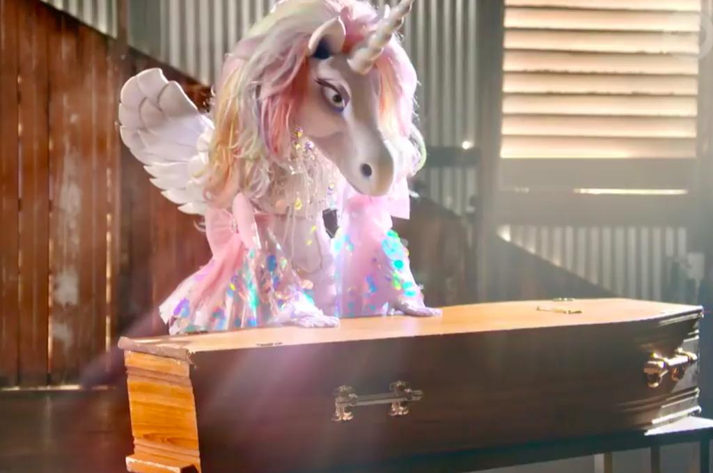 'Masked Singer Australia' S1E6 Recap: Hughesy Sees Dead People, As Does Unicorn