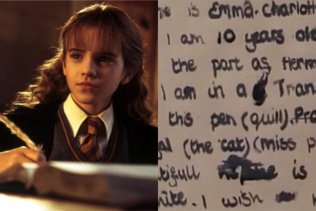 Hermine Granger Harry Potter