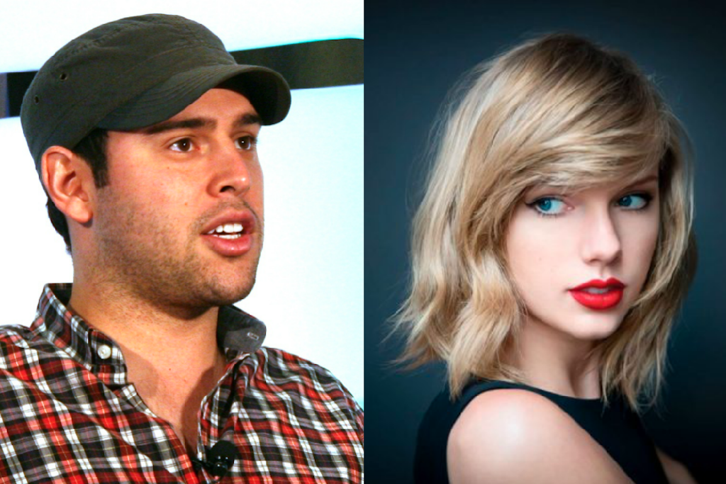 Scooter Braun responds to Taylor Swift controversy