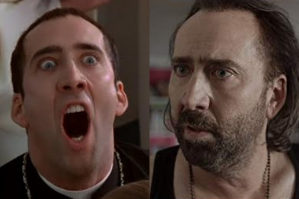 Nicolas Cage to play Nicolas Cage in new movie