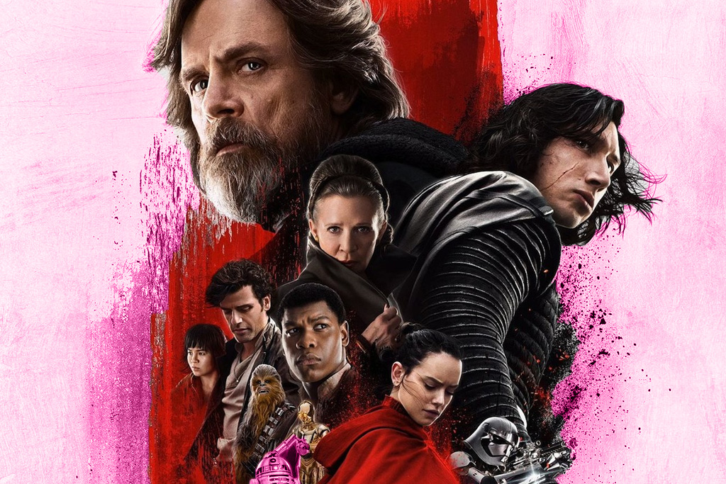 'The Last Jedi' Is The Only Great Star Wars Film