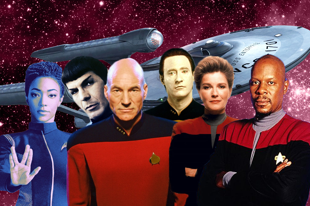 How To Watch Every Star Trek Tv Show In The Best Order