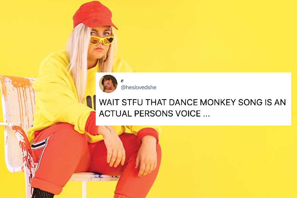 No Tones And I S Voice On Dance Monkey Is Not Autotuned