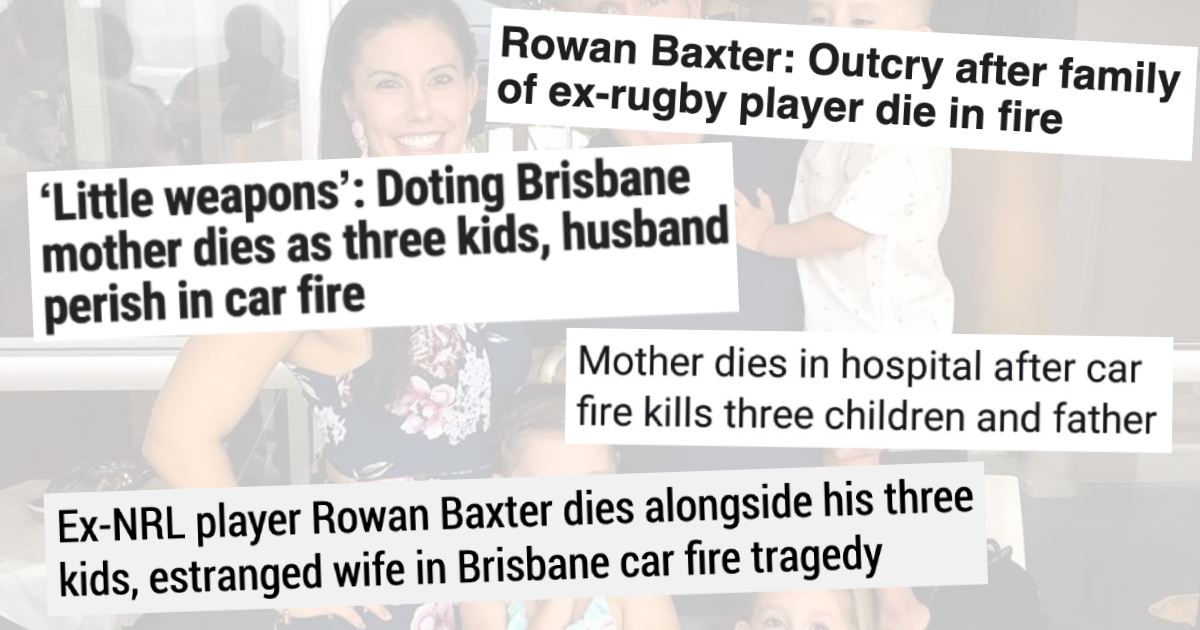 The Media Is Once Again Failing A Female Victim Of Domestic Violence