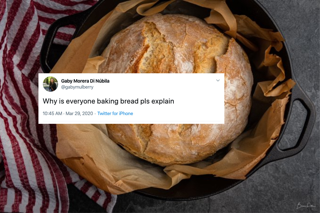 Baking Bread Why Has Everyone Started Doing This