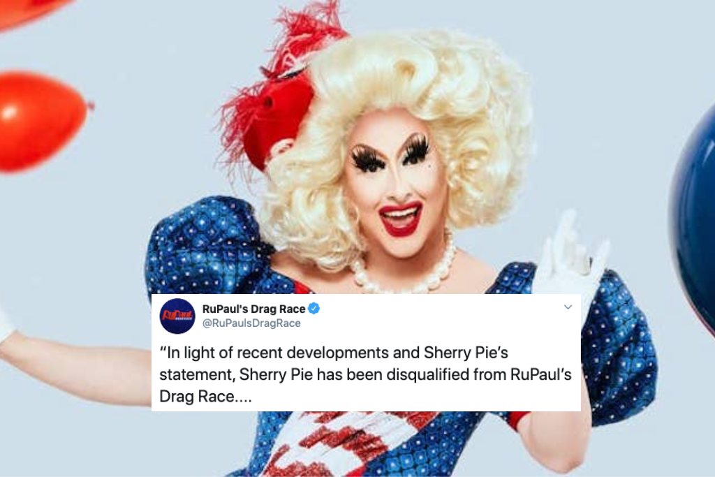 'RuPaul's Drag Race' Contestant Sherry Pie Disqualified After Admitting to Catfishing