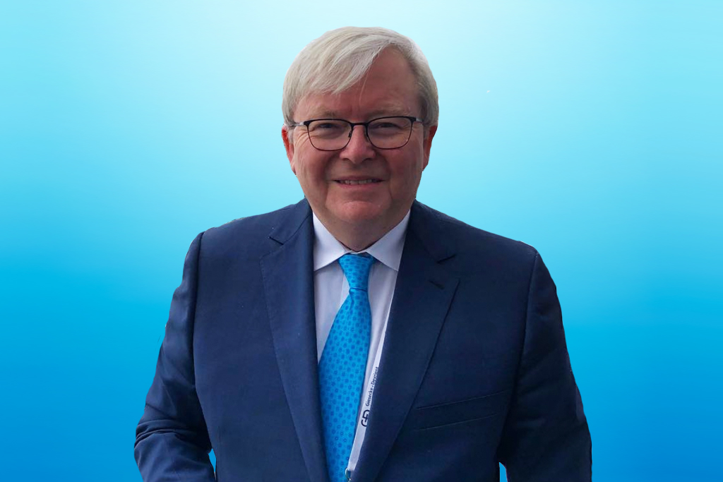 Kevin Rudd, NBN