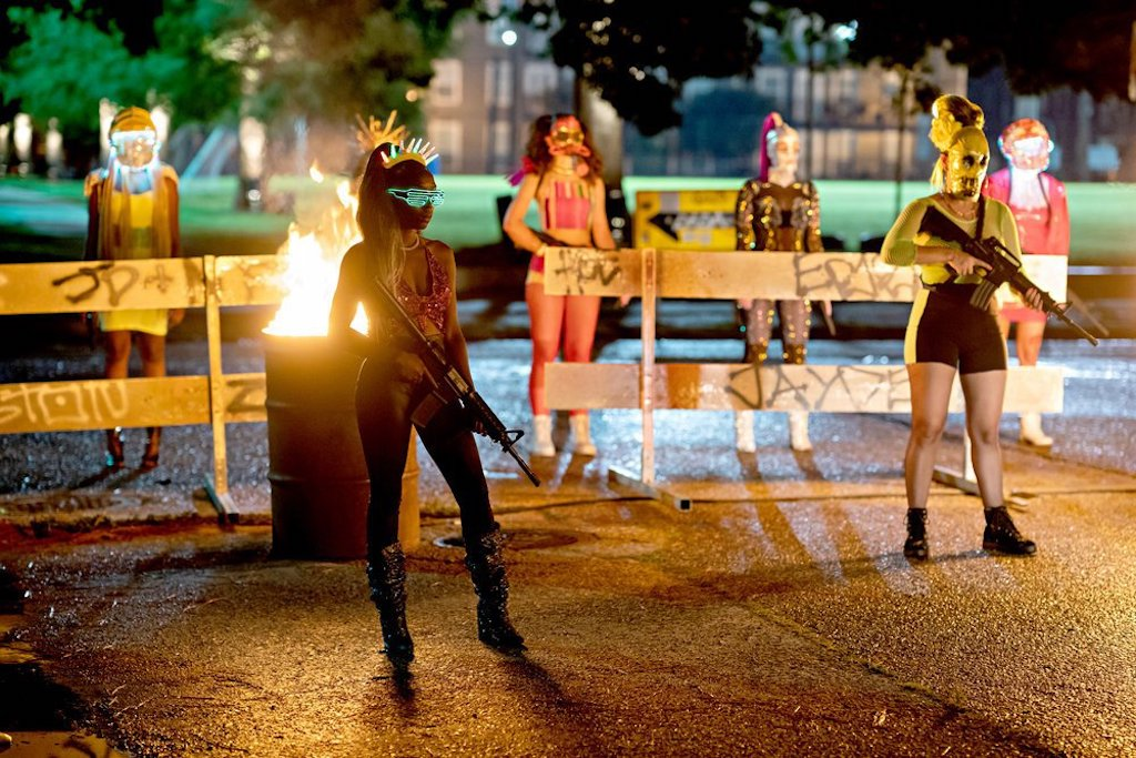 US Police apologise for playing 'The Purge' siren for COVID-19 curfew