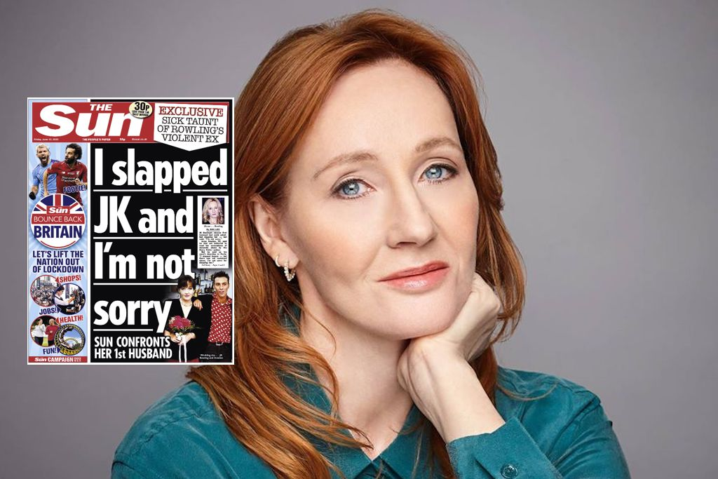 Trans activists side with J.K. Rowling after 'The Sun' publishes interview with her abusive ex