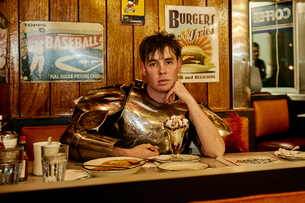Jack Colwell Has Written The Fieriest And Most Beautiful Album Of The Year So Far