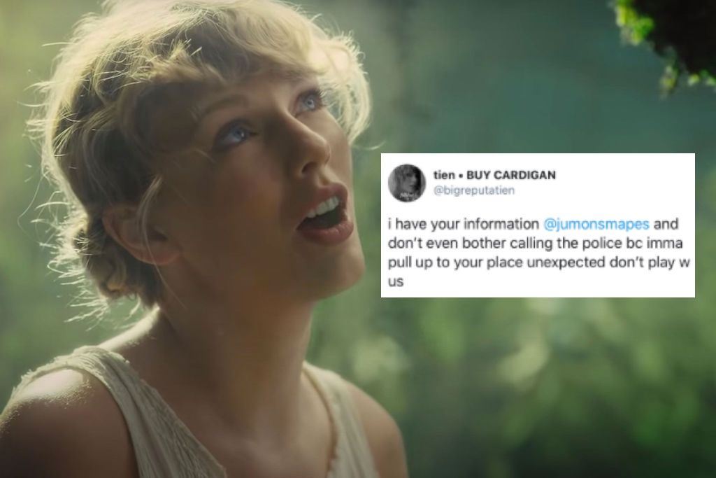 Taylor Swift stans send death threats to reviewers for positive reviews