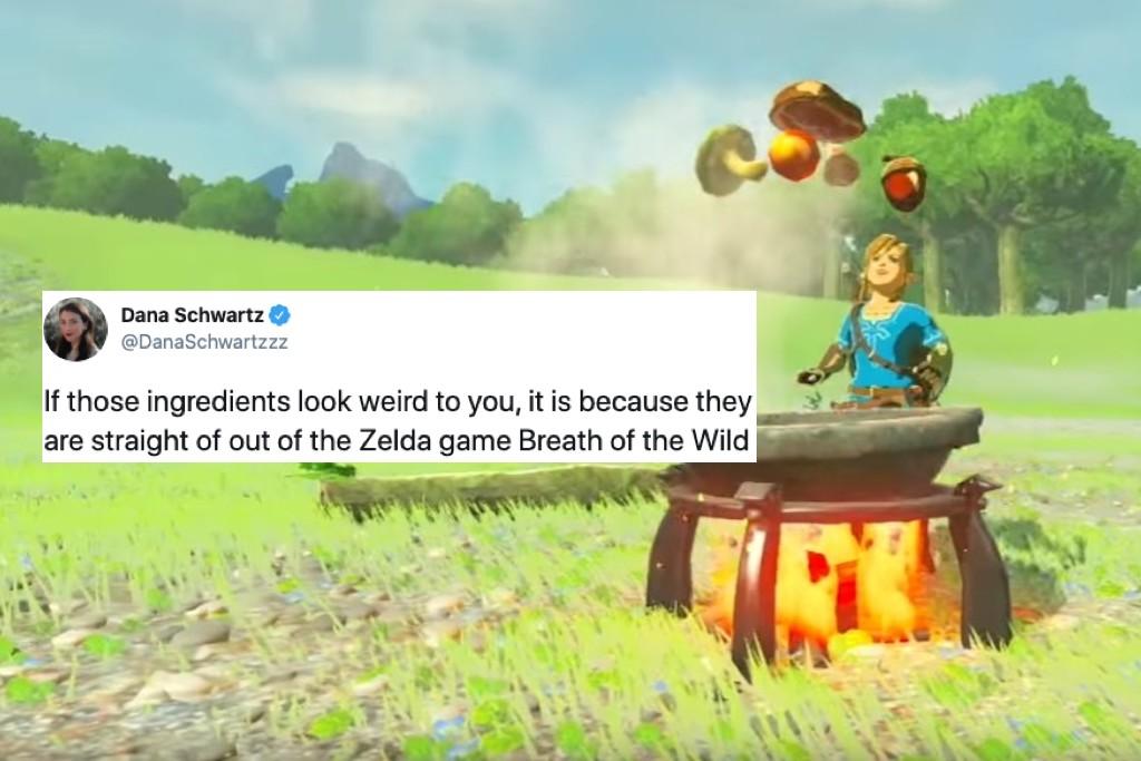 John Boyne Accidentally Cited Zelda Breath Of The Wild In New Novel