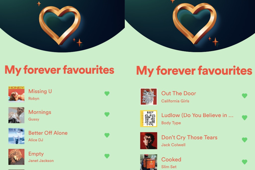 How to find Spotify's 'forever favourites' playlist creator