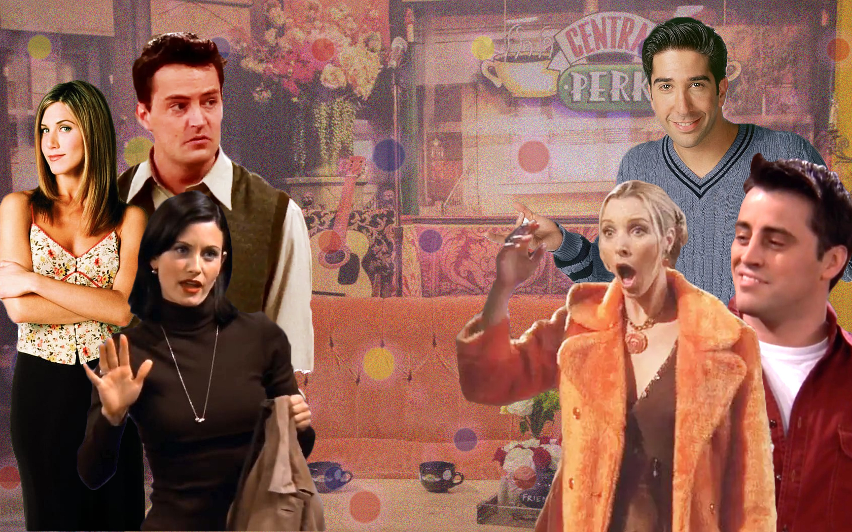 The 16 Best Episodes Of 'Friends' Ever