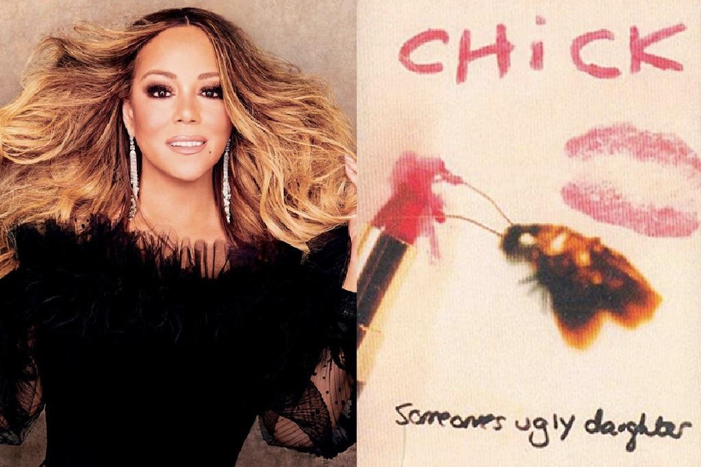 Mariah Carey secretly recorded an alt-rock album in 1995