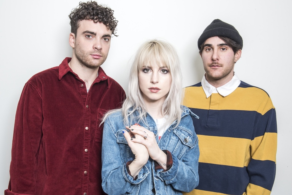 Hayley Williams speaks out against former Paramore bandmate's homophobia