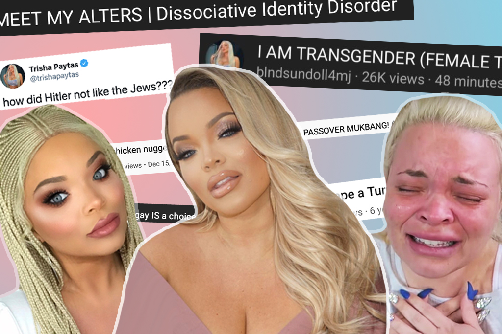 Cancelling Trisha Paytas Will Never Work Because She Just Doesn T Care