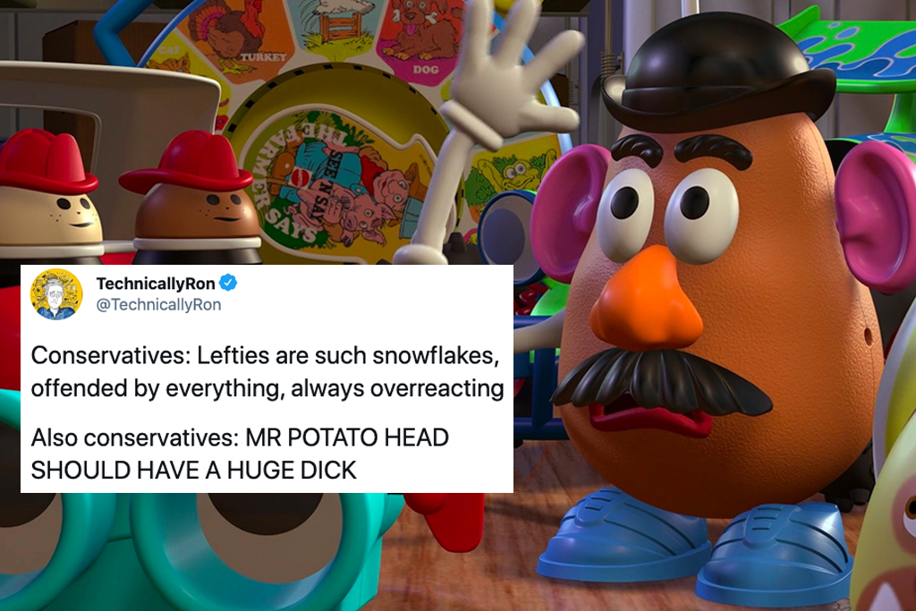 potato head conservative