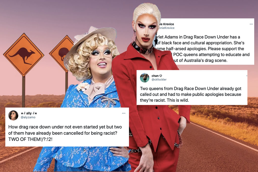 Drag Race Down Under racism