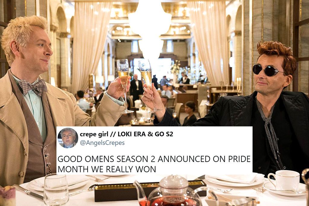 Good Omens Season 2 Is Going on Air   Release Date, Cast, Plot & Everything You Need To Know