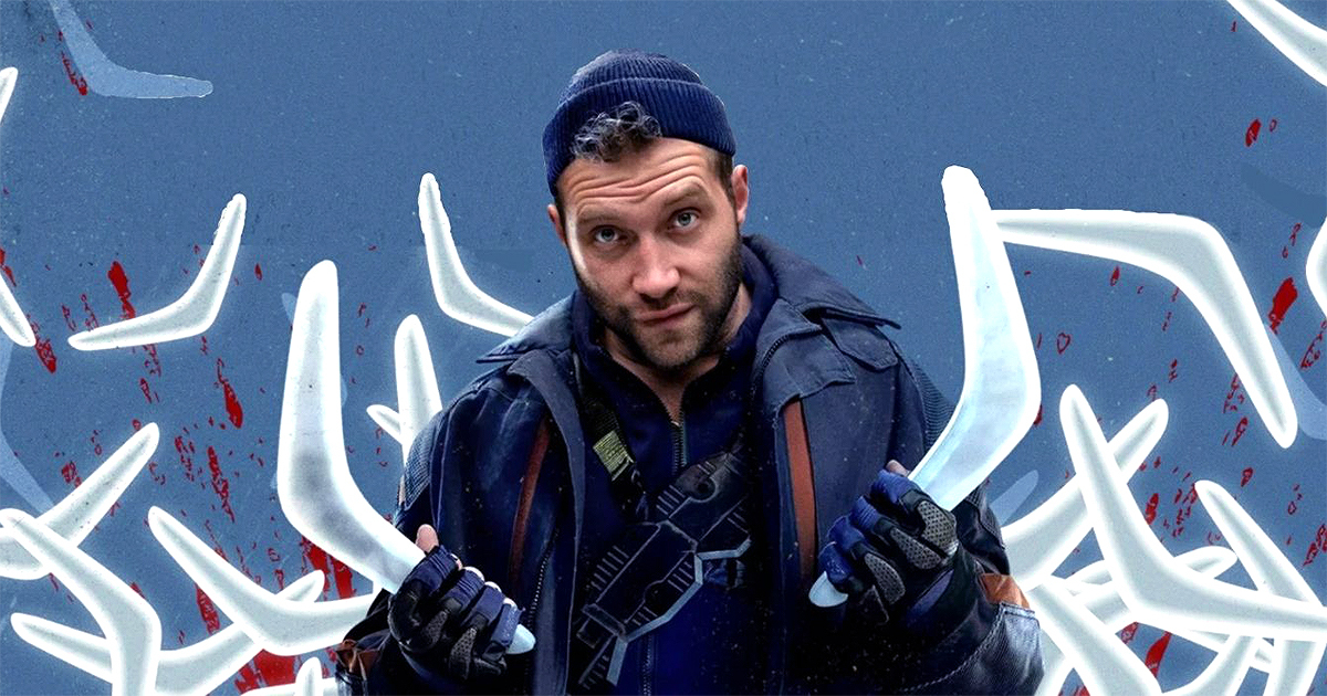 The Suicide Squad's Captain Boomerang