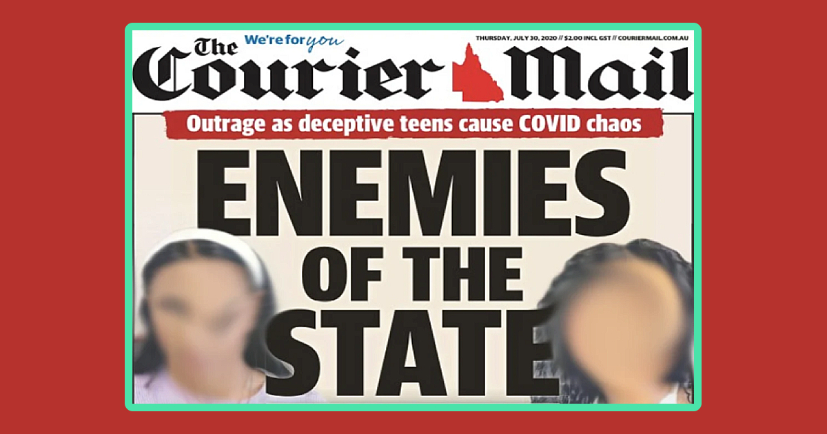 Courier Mail FB 2.